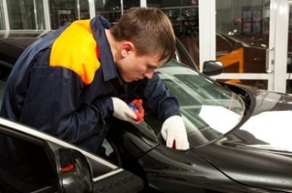 Auto Windshield Replacement Car